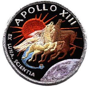 Logo Apollo 13