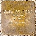Apolda-Stolperstein-Maria-Ischuprina-CTH.JPG