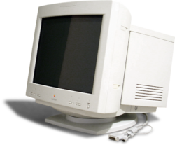A Apple ColorSync/AppleVision 750 Display