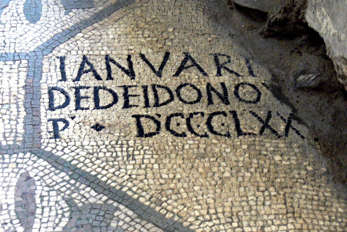 Numeration Romaine Wikipedia