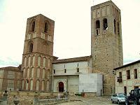 Arevalo - Iglesia de San Martin 01.JPG