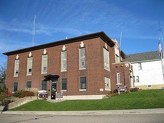 Argyle, Wisconsin - Argyle Community Building and Public Library