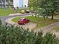 Arki Bożka Street in Prudnik, 2020.09.28.jpg