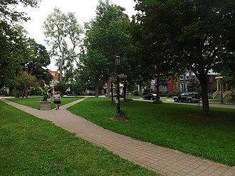 Allentown, Buffalo - Image: Arlington Park