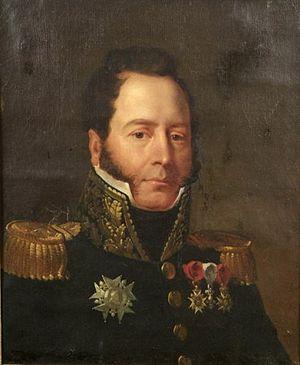 III Cavalry Corps (Grande Armée) - Armand de La Houssaye