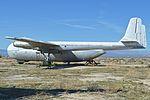 Armstrong-Whitworth Argosy T.2 (XP447 - N1430Z) (27703919181).jpg