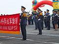 Army Academy R.O.C. Military Band Performing in No.13 Pier of Zhongzheng Naval Base 20130504b.jpg