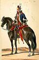 Arquebusiers de Grassin, Cavalerie XVIIIe siècle 01.jpeg