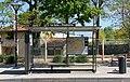 Arrêt de bus TCL La Soie Poudrette à Vaulx-en-Velin (avril 2019).jpg