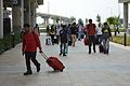 Arrival of Scholarship Holders - Wiki Conference India - Chandigarh International Airport - Mohali 2016-08-04 5865.JPG
