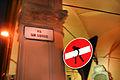 Art urbain in Bologne Clet Abraham.jpg