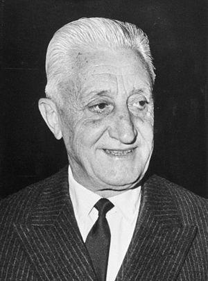 Arturo Umberto Illia - Image: Arturo Umberto Illia 1965