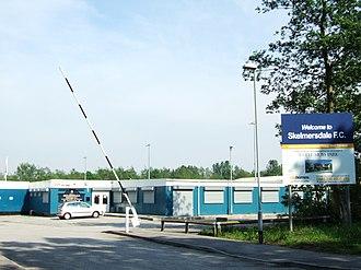 Skelmersdale United F.C. - West Lancashire College Stadium, home of Skelmersdale United since 2004.