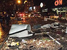 2008 Atlanta Tornado Outbreak Wikipedia