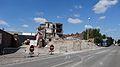 Auberchicourt - Démolition des Grands bureaux de la Compagnie des mines d'Aniche le 25 juillet 2013 (20).JPG