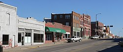 Auburn, Nebraska Central from K 2.JPG