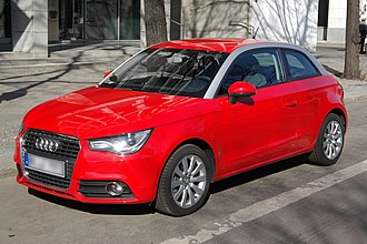 Audi Brussels - Since 2012 the Vorst plant has been the only plant in Europe manufacturing the Audi A1.
