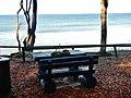 Ausblick auf die Ostsee beim Brooker Wald - panoramio.jpg