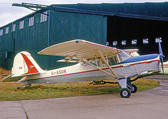 Beagle Terrier - Terrier 2 in 1965 wearing the factory applied colour scheme and fitted with a long silencer