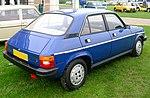 Austin Allegro 1.5HL MKIII 1982 - rear.jpg