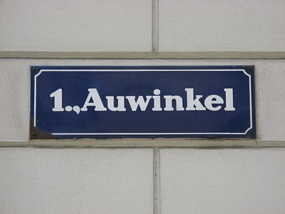 How to get to Auwinkel with public transit - About the place