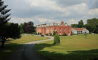 George Rodney Brydges - Avington Park, Hampshire