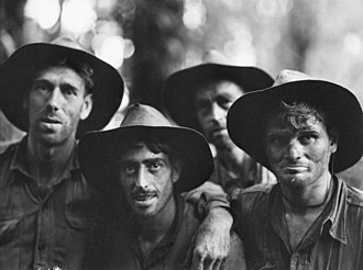 2/12th Battalion (Australia) - Image: Awm 064220 shaggy