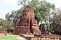 Ayutthaya Wat Phra Si Sanphet (Site of Royal Palace) (32606439528).jpg