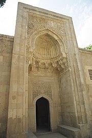 Mausoleum of Shirvanshahs in old Baku.
