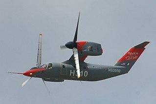 AgustaWestland AW609 Twin-engine tiltrotor VTOL aircraft
