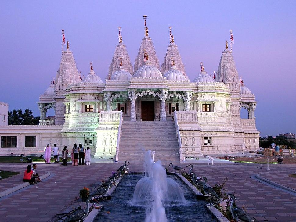 BAPS Shri Swaminarayan Mandir, Toronto