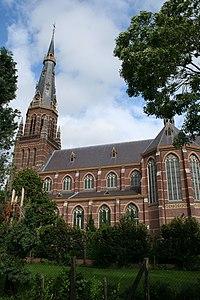 Baardwijk - st clemens kerk.JPG