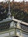 Baarn, Villa Pera details dak en daklijst RM528098.jpg
