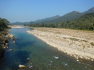 Babai River - Image: Babai River 04
