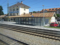 Bad Endorf - Bahnhof - 2 - by Peter Whatley.jpg