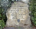 Bad Honnef Alter Friedhof Grab Hugo von Obernitz.jpg