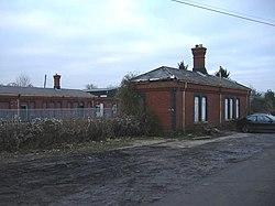 Badminton railway station - geograph.org.uk - 326861.jpg