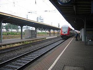 Hagen–Hamm railway - Schwerte station