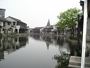 Nanxun District - Nanxun's canal