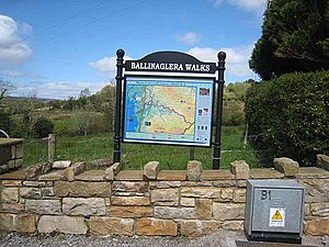 Ballinaglera - Image: Ballinaglera Walks geograph.org.uk 1112805