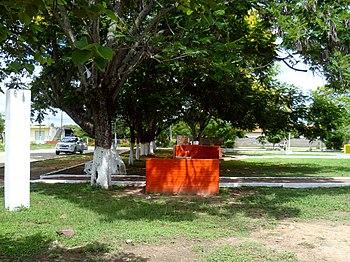Bancos-Plaza de la libertad-MRA