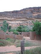 Bandiagara escarpment by David Sessoms 1.jpg