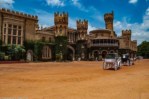 Bangalore Palace - Jayamahal