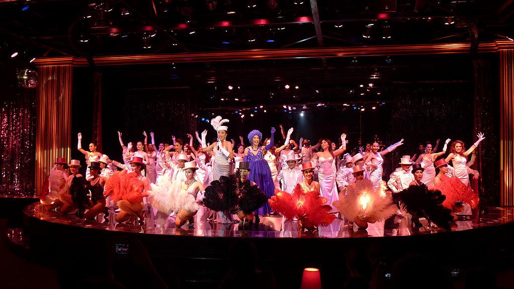 Cabaret Show Calypso