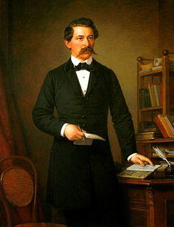 János Arany Hungarian poet, journalist, writer and translator