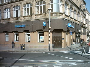 Barclays on Queen Street, Morley, West Yorkshire