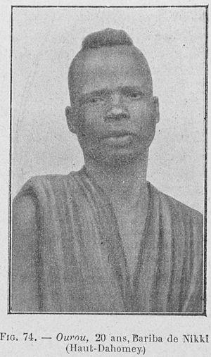 Bariba people - Image: Bariba de Nikki