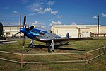 Barksdale Global Power Museum September 2015 07 (North American P-51D Mustang).jpg