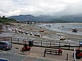 Barmouth railway bridge and estuary - geograph.org.uk - 1365913.jpg