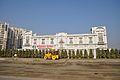 Bartaman Bhawan - Eastern Metropolitan Bypass - Kolkata 2014-01-02 1909.JPG